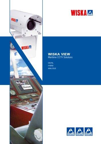 WISKA View - Maritime CCTV solutions