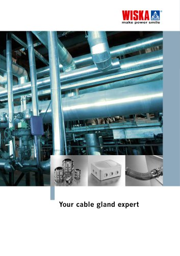Your cable gland expert