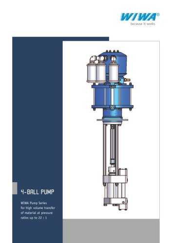 WIWA 4-Ball Pump