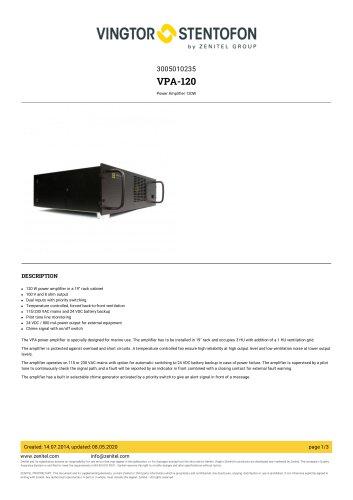 VPA-120