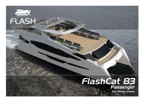FlashCat 83 Passengers and Diving