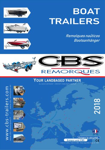 Catalog boats - CBS Trailer
