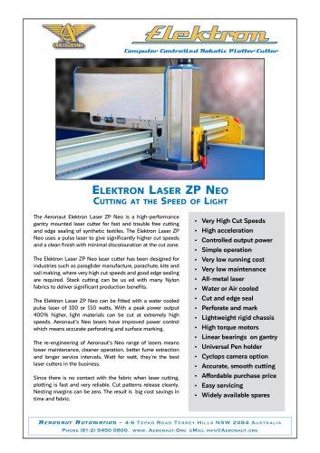Elektron Laser ZP 18