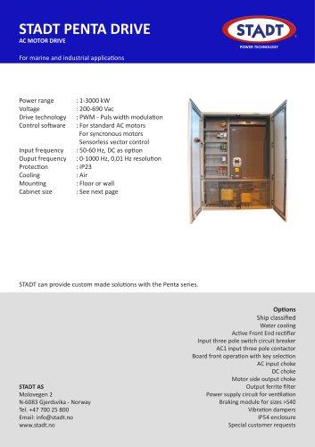 STADT Penta cabinet