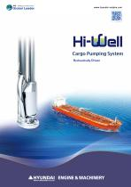 Cargo Pumping System Hydraulically Driven