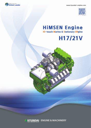 Himsen Engine H17 21V
