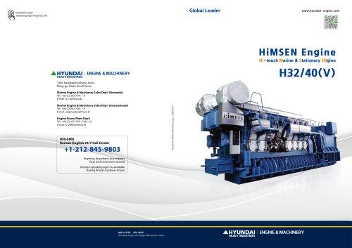 Himsen Engine H32 /40V