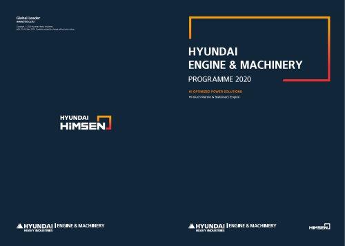 Hyundai Engine & Machinery programme 2020