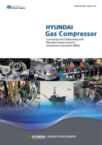 HYUNDAI Gas Compressor
