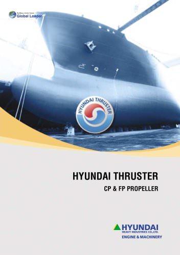 HYUNDAI THRUSTER
