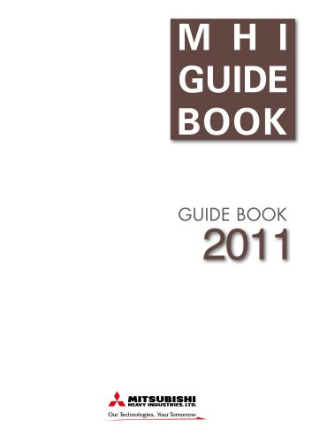 MHI GUIDE BOOK 2011