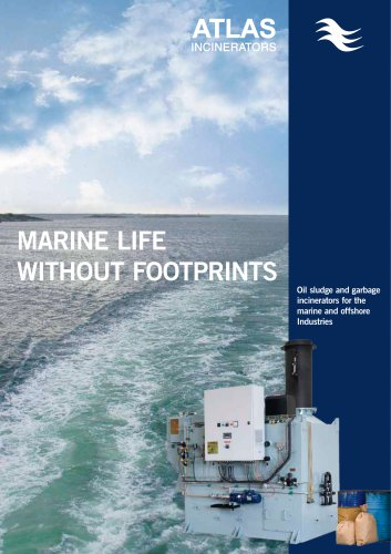 MARINE LIFE WITHOUT FOOTPRINTS