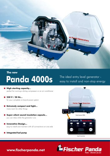 Panda 4000s