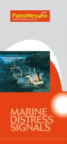 PainsWessex Marine Distress Signals Catalogue