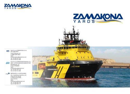 catalogo AZ corp 2011