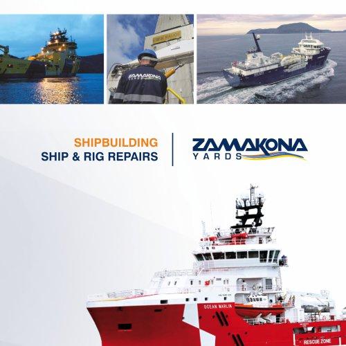General Brochure - Zamakona Yards - 2015