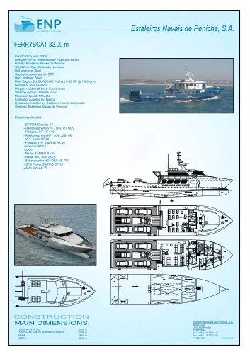 Ferryboat 32m
