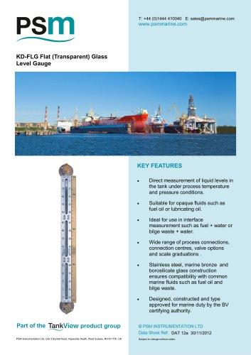 KD-FLG-flat-glass-level-gauge