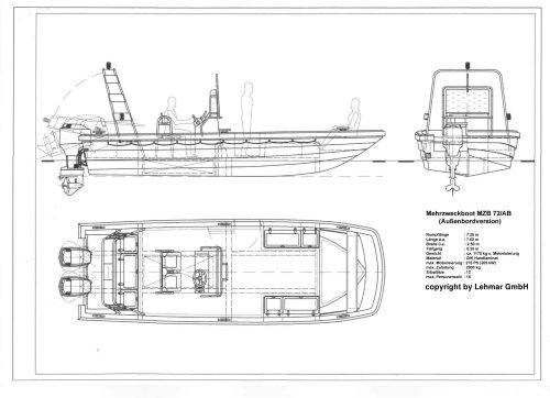 General Plan MZB 72
