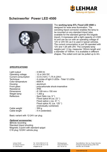 LED 4500