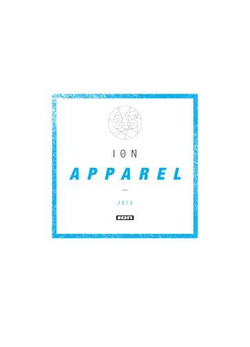 ION_Brandbook_Apparel 2014