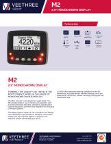 "M2 - 2.3"" Monochrome Display"