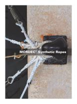 MORDEC? Synthetic Ropes