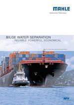 NFV-Bilge water deoiling MPEB