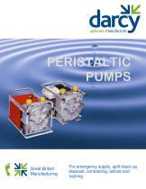 Trident Peristaltic Pump