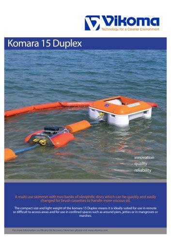 Komara 15 Duplex Skimmer