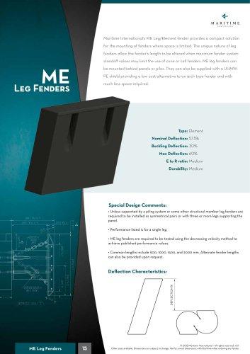 ME Leg/Element