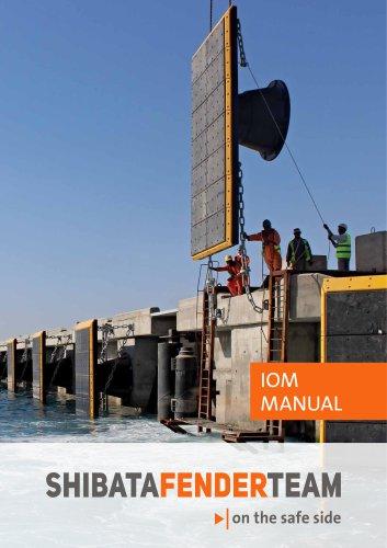 Installation, Operation & Maintenance Manual - English