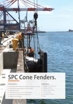 SPC Cone Fenders.