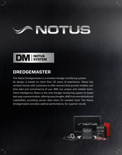 DM Notus system DREDGEMASTER