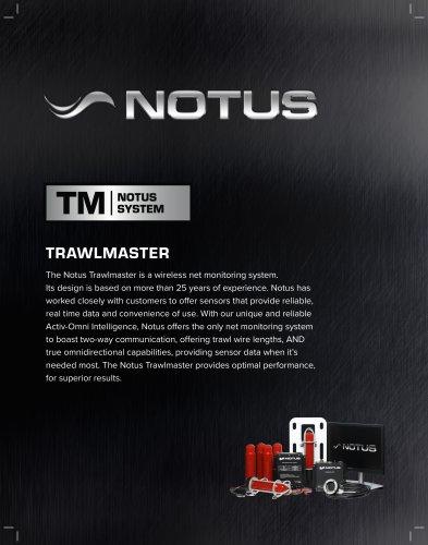 TM Notus System Trawlmaster