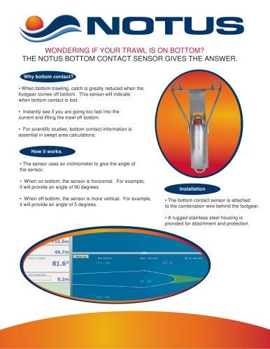Trawl Bottom Contact Sensor