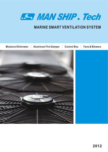 Marine Smart Ventilation System