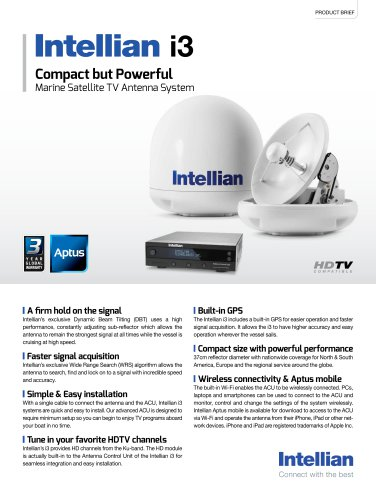 INTELLIAN  I3