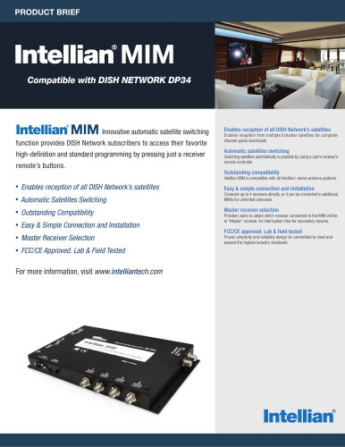 INTELLIAN  MIM