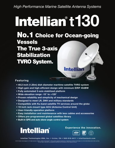 INTELLIAN  T130