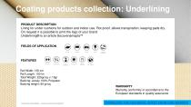 TECHNICAL PRODUCT CATALOGUE - 16