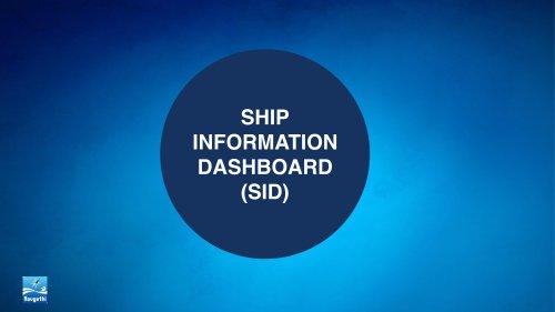 Navgathi-Ship Information Dashboard