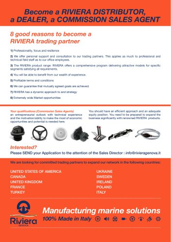 Become our Trading partners