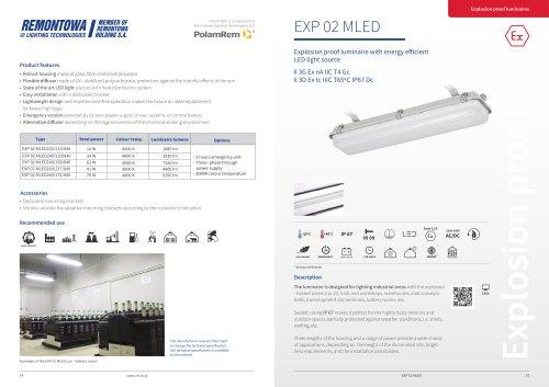 EXP 02 MLED