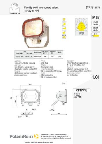 STP 76-1070