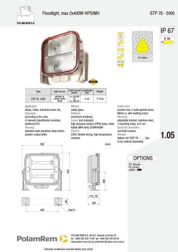 STP 76-2400