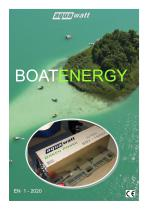 aquawatt lithium batteries