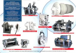 winches brochure