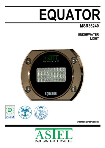 EQUATOR MSR36240