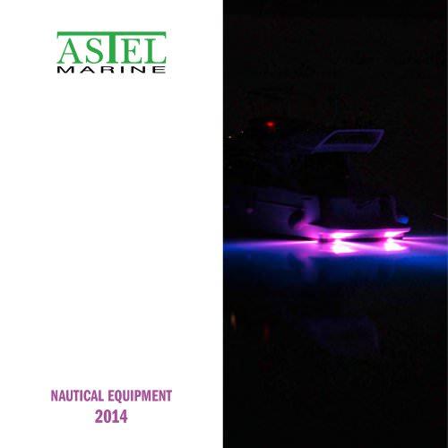 Nautical Equipment 2014